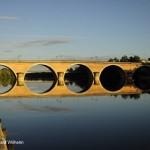 Bergerac Dordogne Steinbrücke