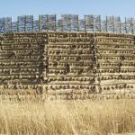 Wall Slawenburg Raddusch