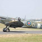 Spitfire auf der ILA Berlin