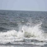 Kite-Surfer Warnemünde
