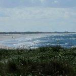 Strand mit Düne Blavand Dänemark