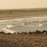 Dänemark Sonne Strand Wellen Nordsee Küste