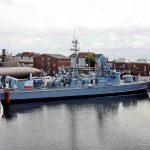 Schnellboot Marinemuseum S 71 Gepard