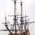 Segelschiff Batavia hollaendische Ostindienkompanie Batavia yard