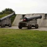 Bourtange Kanonen Festungswall