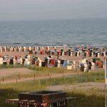 Strandkörbe Strand Warnemünde