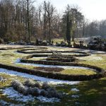 Schlosspark Landschaftspark Schloss Wiesenburg Hoher Fläming