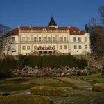 Schloss Wiesenburg Hoher Fläming Naturpark