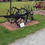 Ernetmaschine Kartoffelschleuder Dörpmuseum Münkeboe
