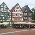 Grünberg Hessen Marktplatz