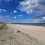 Hundestrand Weidenfelder Strand ostsee kappeln