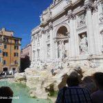 Trevibrunnen, Rom, Fontana di Trevi